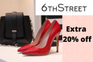 6th Street Discount Code on Charles and Keith