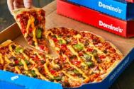 Dominos online order coupon : Get upto 50% Cashback